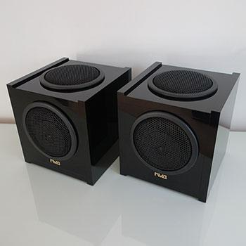 NVA Cube3 Speakers