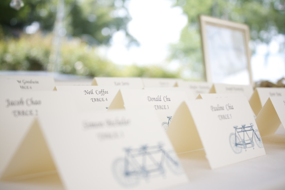 Seat Placecards