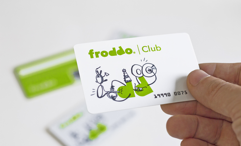 Froddo Rebranding