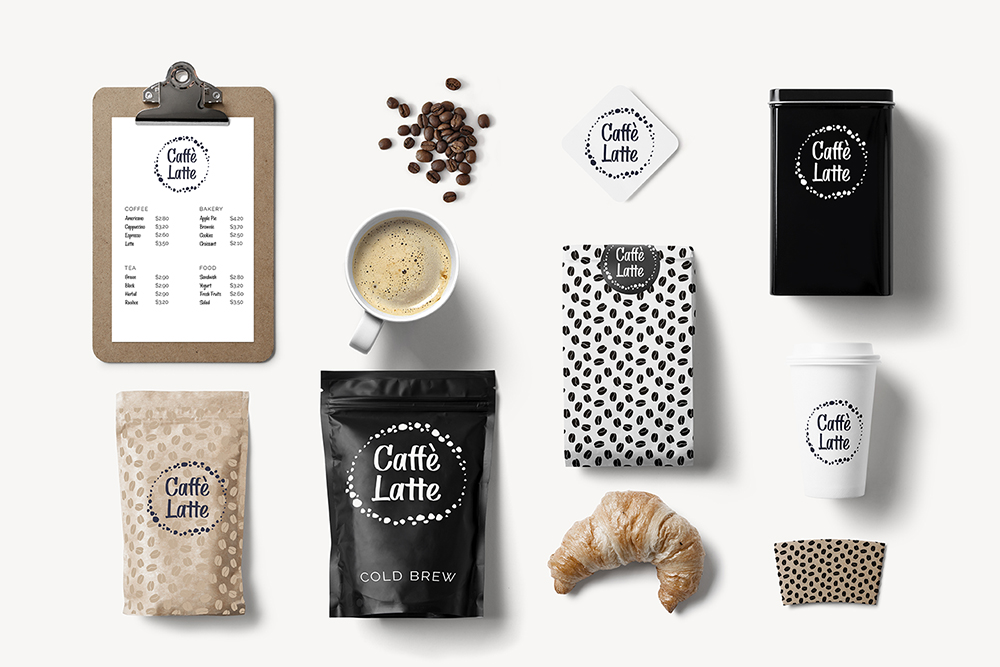 Caffè Latte | A Marker Font by Type and Graphics Lab |  typeandgraphicslab.com