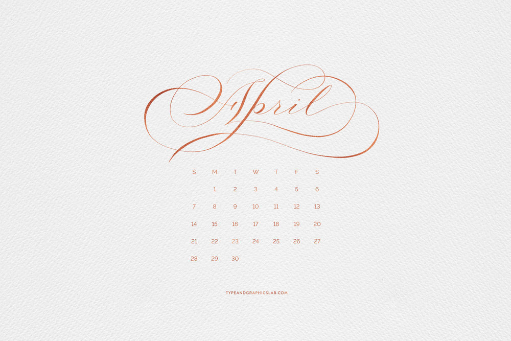 Download free desktop, mobile, and printable calendar for February 2019 | © typeandgraphicslab.com | For personal use only