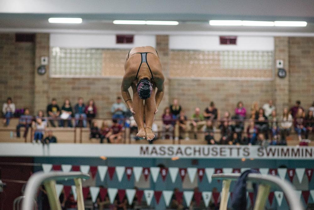 Swim and Dive vs ArmyPhoto by Judith Gibson-Okunieff