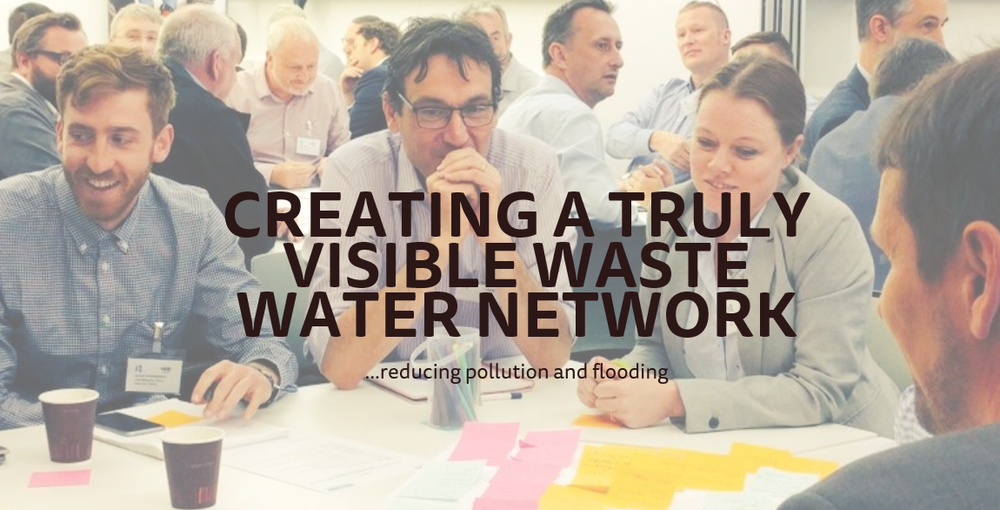 Reducing pollution and flooding - 16 solution investment cases, new R&D, 4 new sensor concepts, new datahub and analytics solutions…a new tender