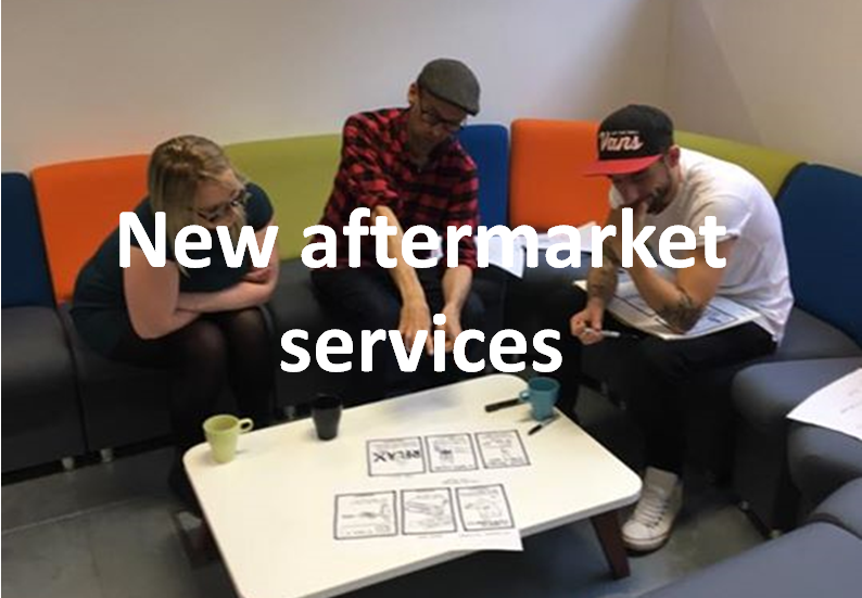 New service proposition for subsea ROV enterprise - New brand, service design and marketing plans delivered in less than a week with diverse stakeholders