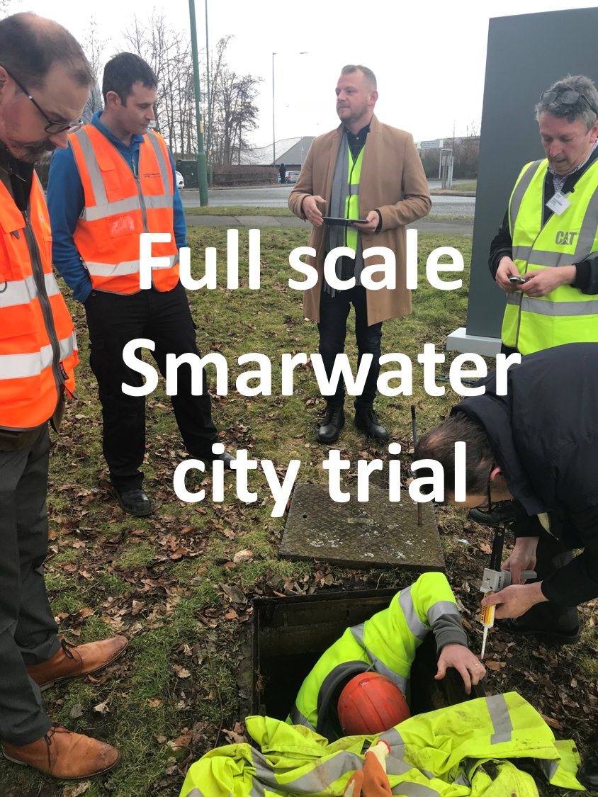 Turning dumb meters into a smart network - +ADD is managing a project to create Europe's first smart water city for a local authority and one of the most innovative utilities in Europe.Inspired through an open innovation programme, new software is being developed and pre-market sensors have been rolled out across an entire cities assets.