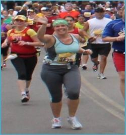 Disneyland Half Marathon Sept 2010