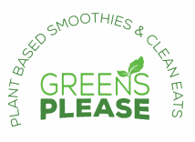 greens please is a poway local business that helps us stay healthy and well. they have fresh made smoothies to take home as well as some yummy food for brakfast & lunch!