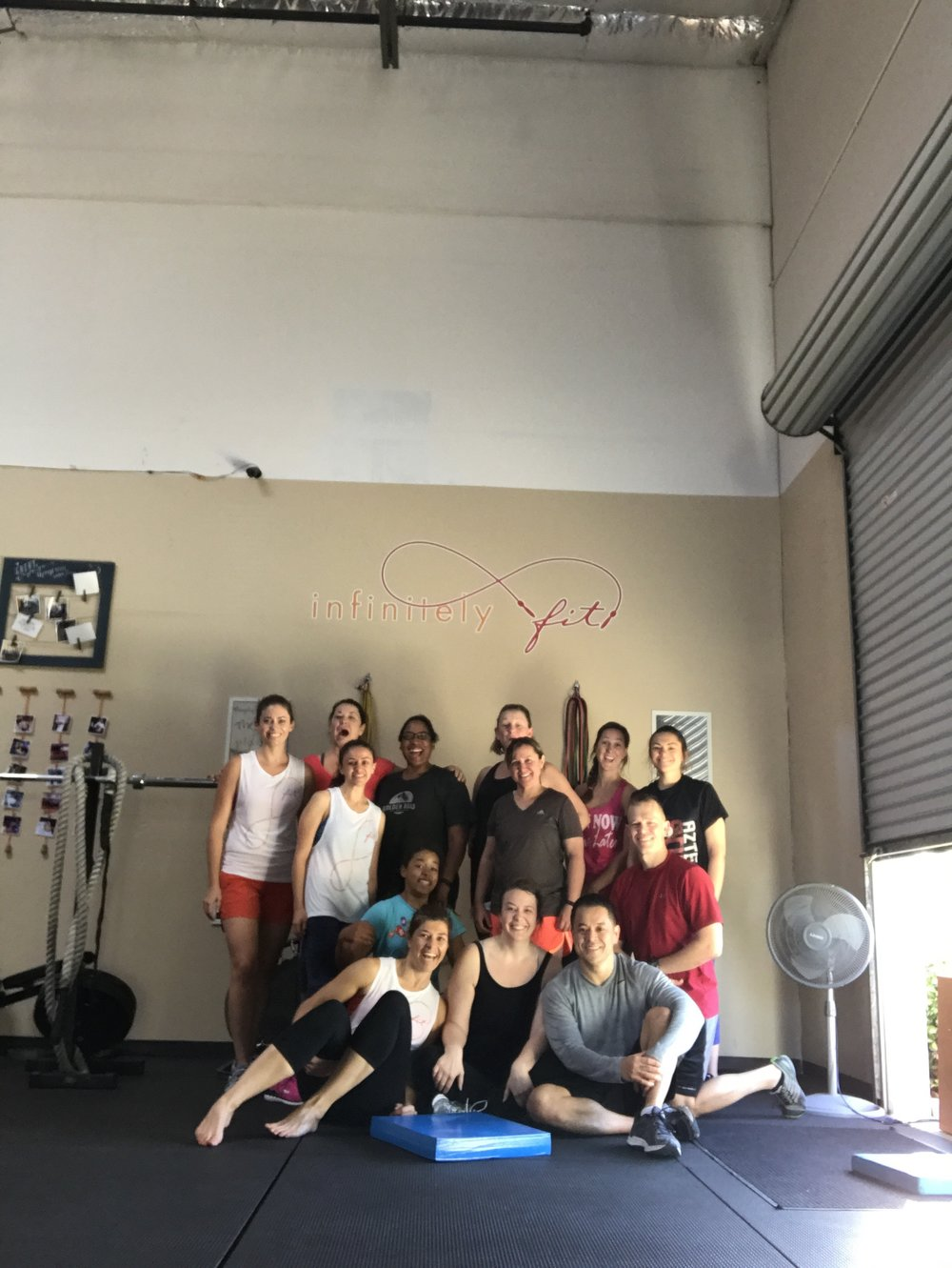 4th annual Workout to Pigout