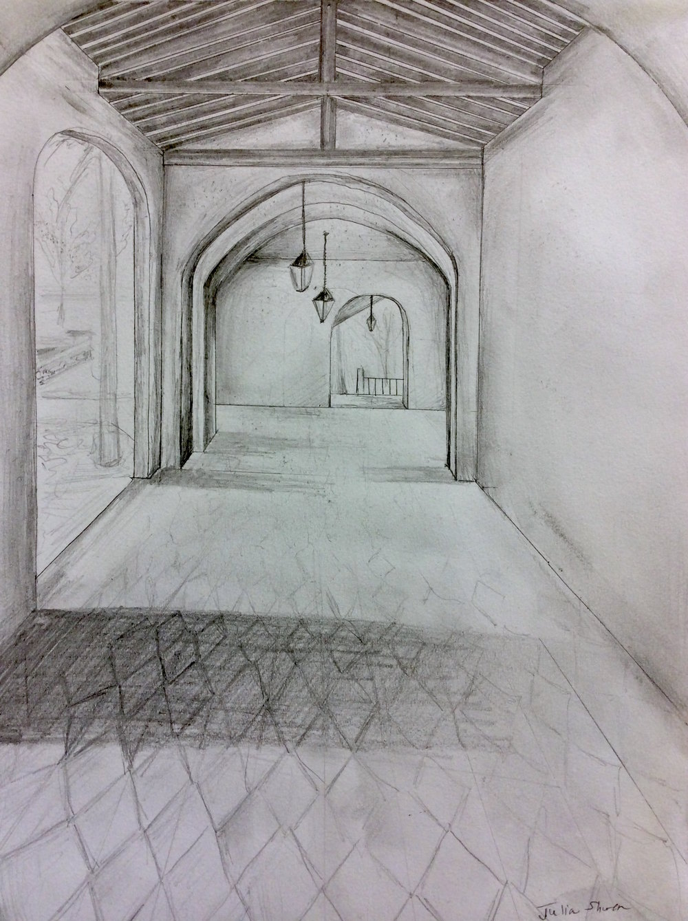 Linear and Atmospheric Perspective