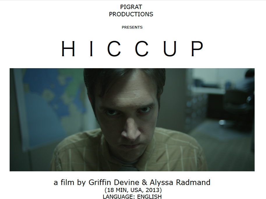 HICCUP PRESS KIT