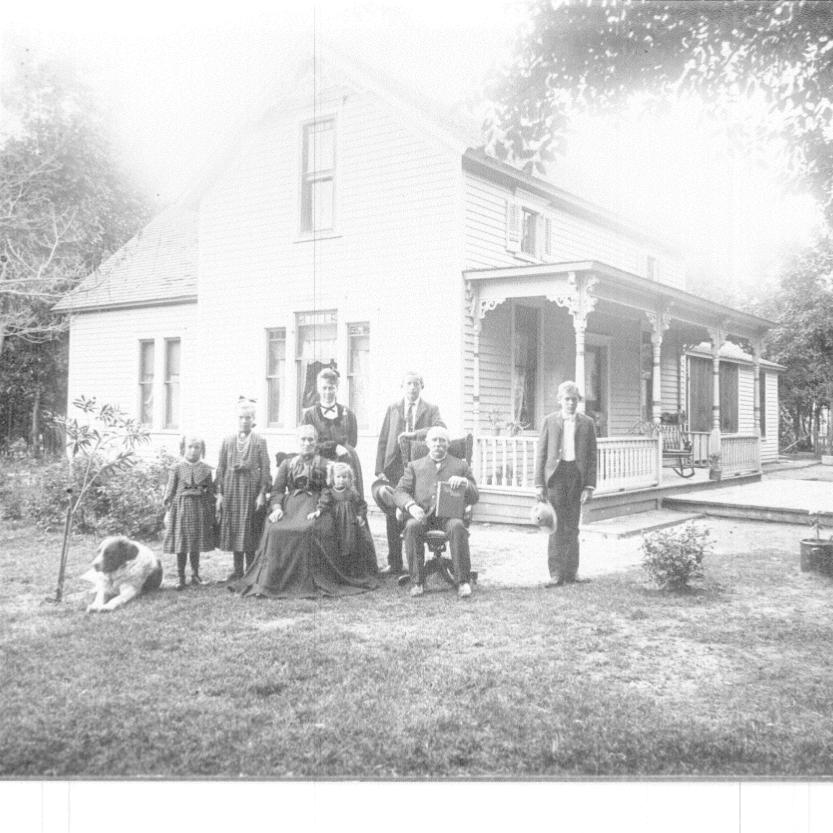Klinker family 1905