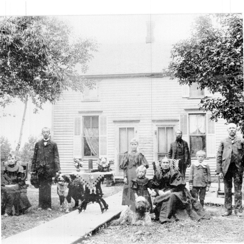 Klinker family 1895