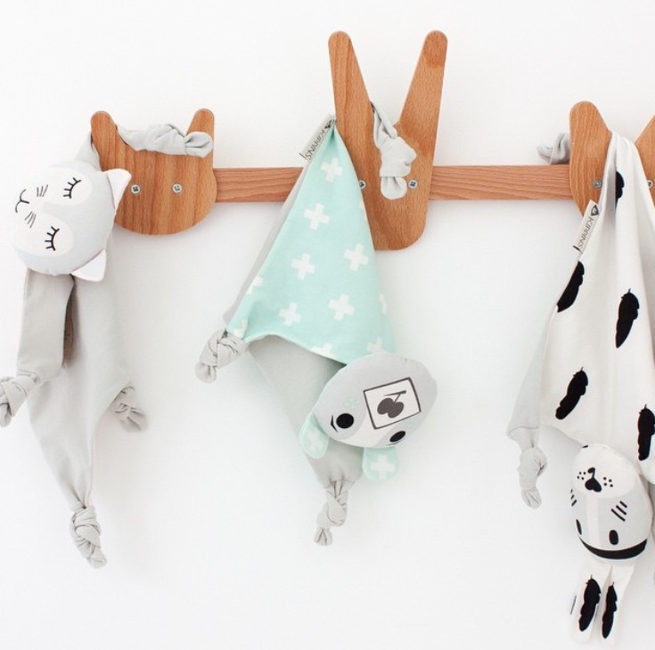 A few Kippins just hangin' around (image by Concrete and Honey)