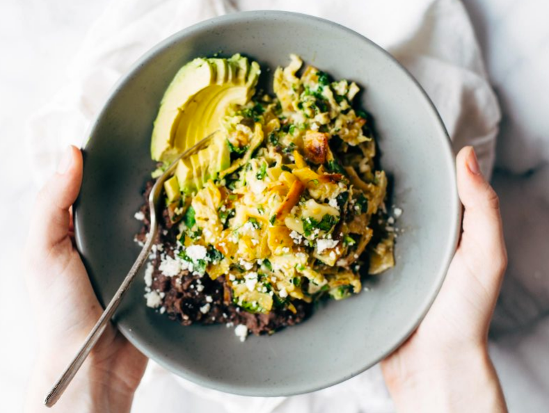 Photo of migas via Pinch of Yum