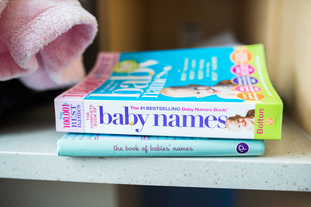 Denver-birth-photographer-baby-name-book
