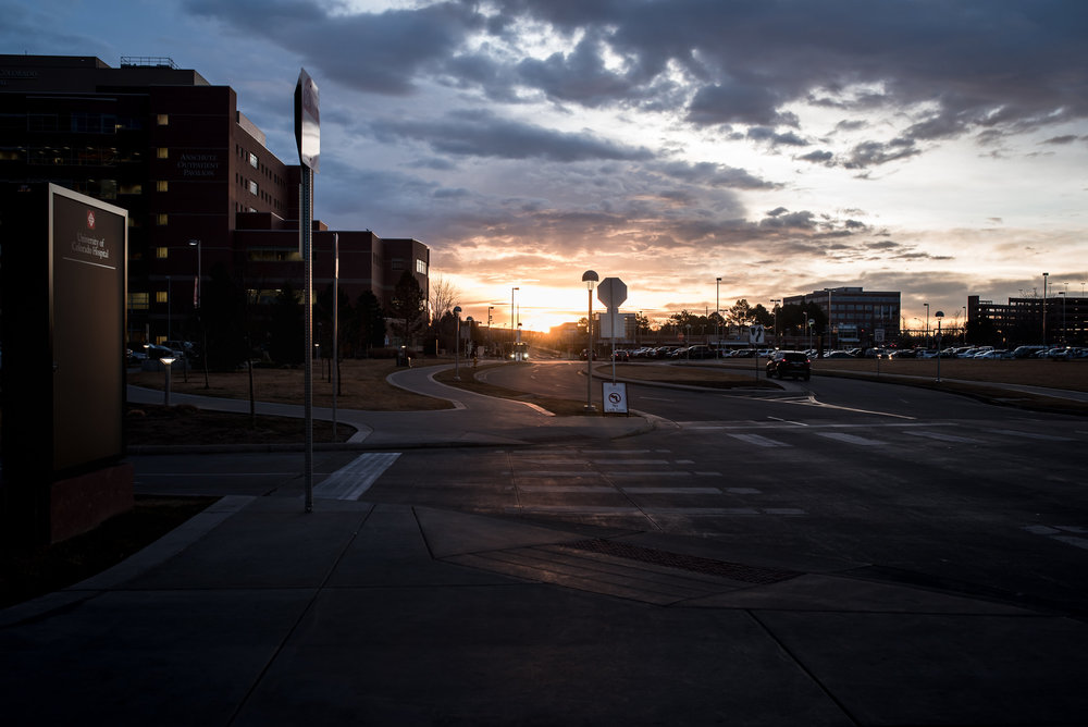 University-colorado-early-morning