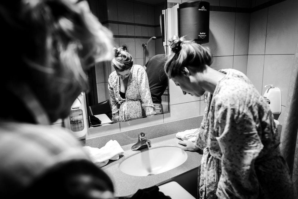 Standing-in-hospital-bathroom