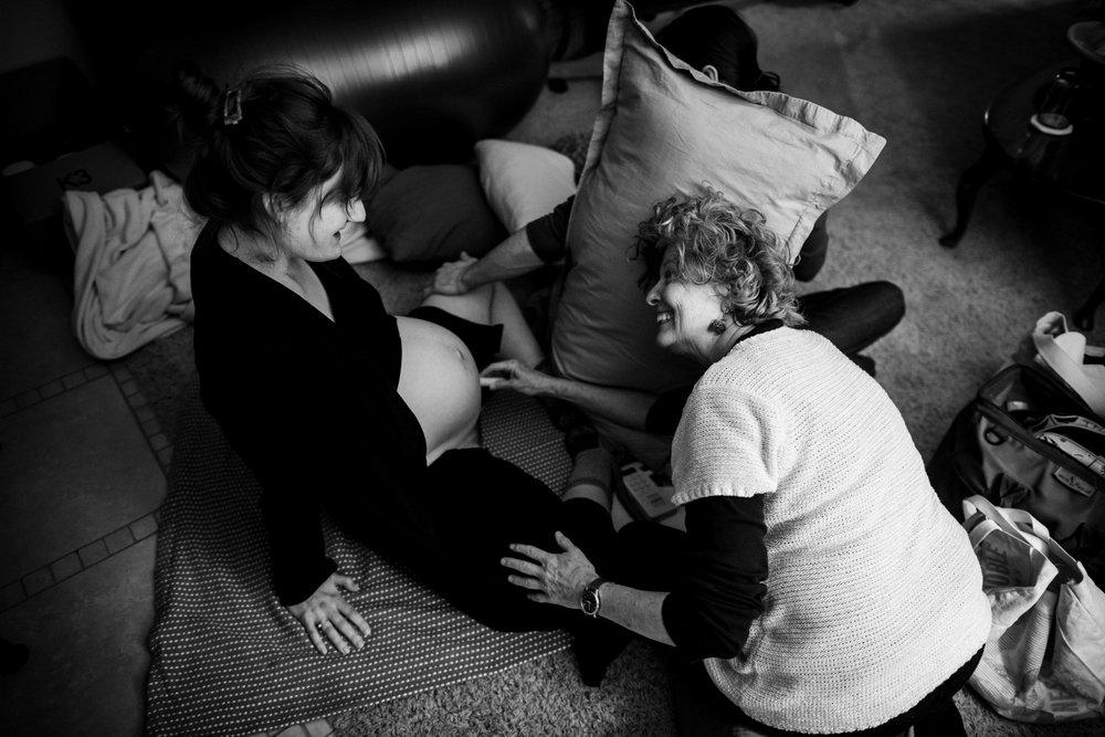 Home-birth, Denver Colorado