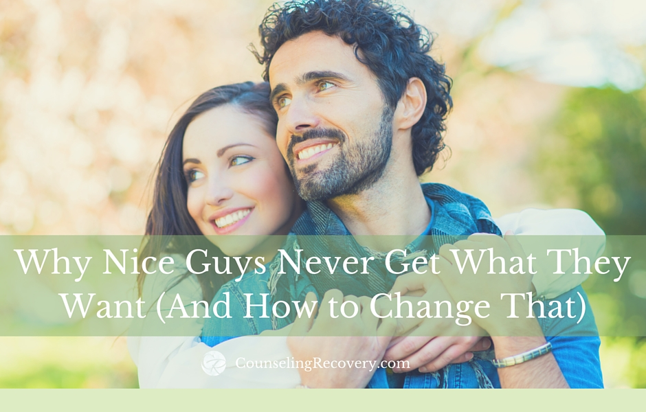 Why nice guys don't get what they want