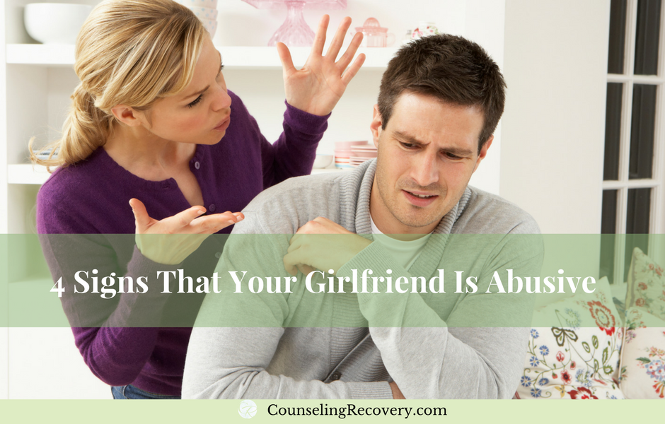 Signs that your girlfriend is abusive