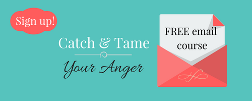 FREE email course on controlling anger