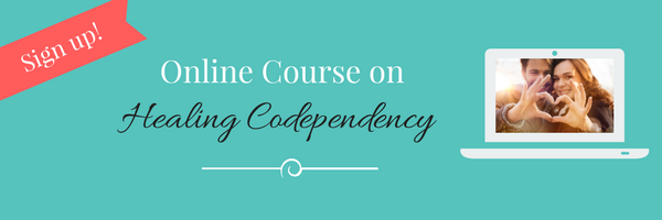 Online Course on Healing Codependency