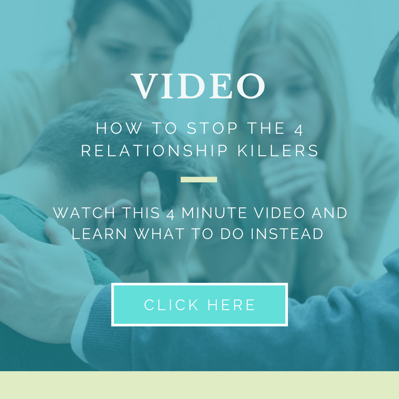 How to Stop Relationship Habits that Hurt