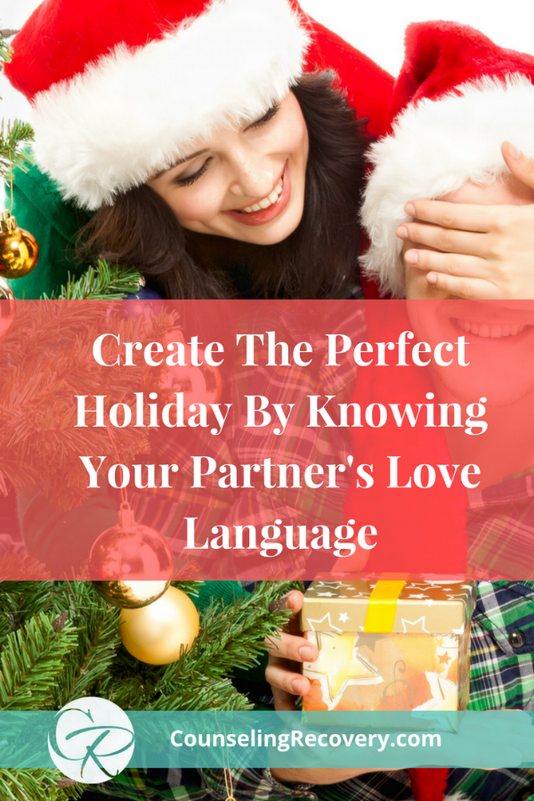Romantic holidays with love languages