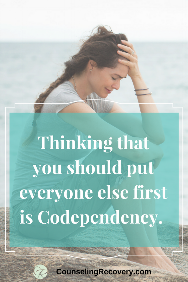 What is codependency?