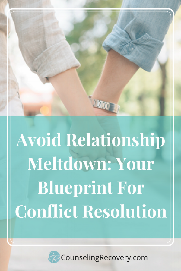Blueprint for Conflict Resolution