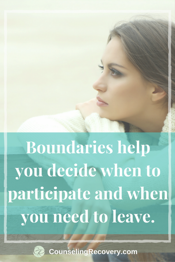 Why You Don't Set Boundaries Codependency Struggle