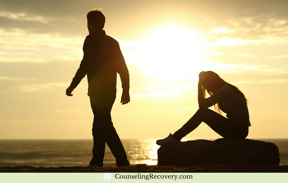 10 Ways To Let Go Of Someone You Love — Counseling Recovery