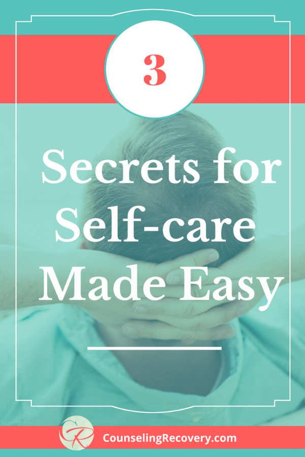 Self-care Tips Made Easy