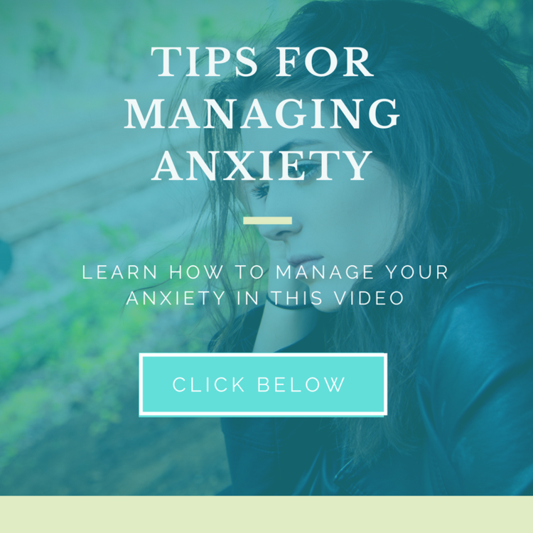 Tips for Managing Anxiety San Jose