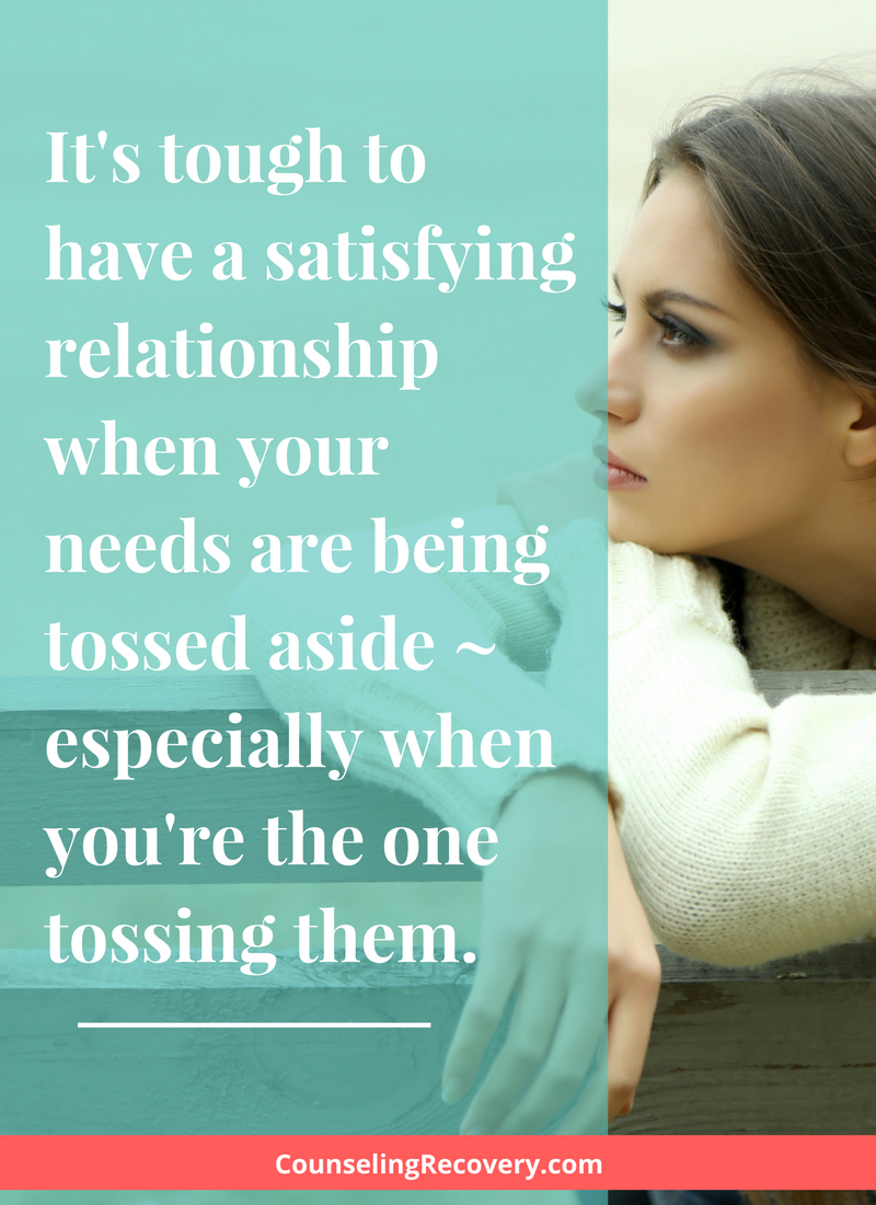 Codependency and relationship tips