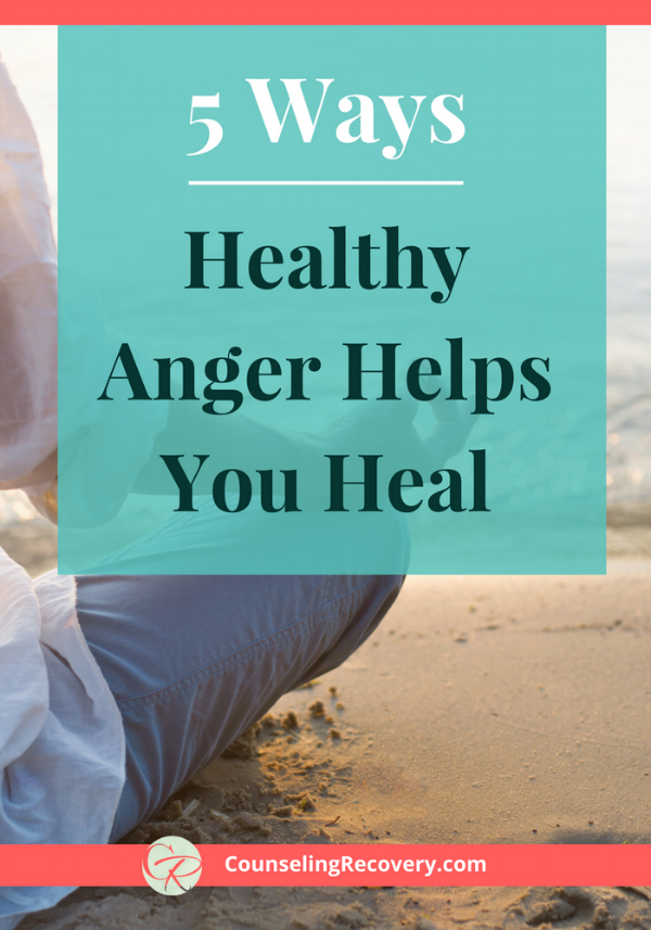 How healthy anger can transform relationships