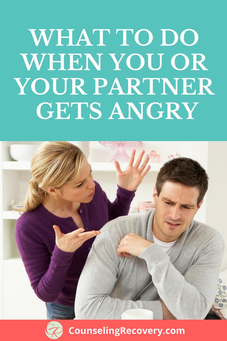 Anger management blog for men and women