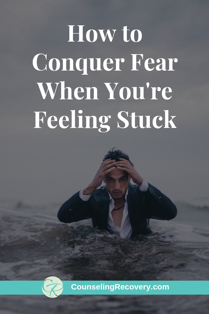 How to Face Your Fear Blog