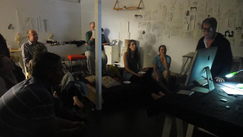 artist presentations