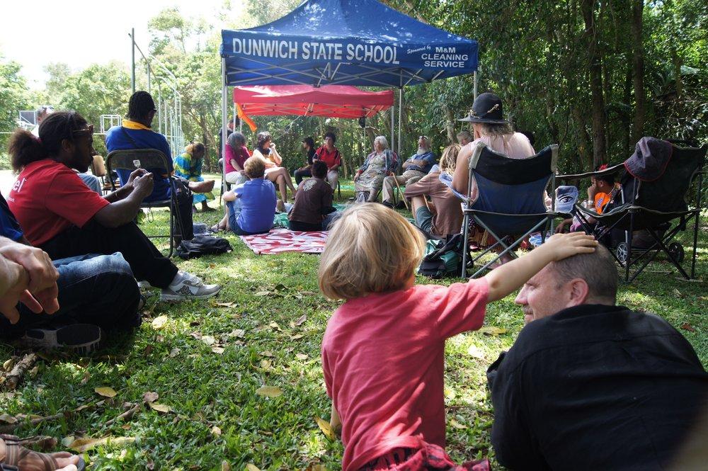 Quandamooka Celebrating and Sharing Culture 2011 a