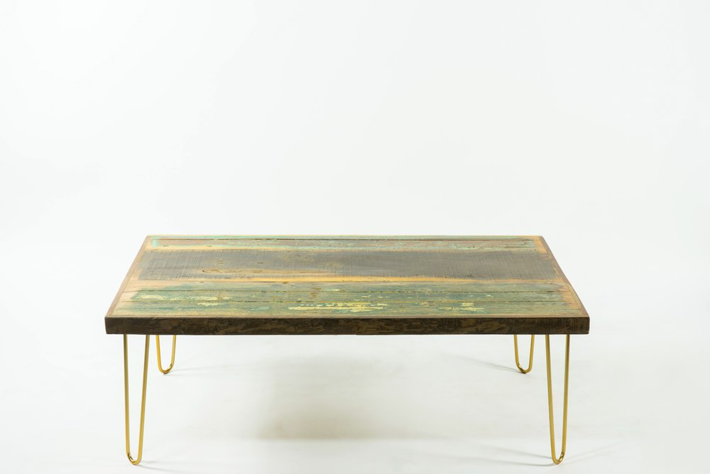 Reclaimed Wood Coffee Table U2014 Monarch U0026 Mallard