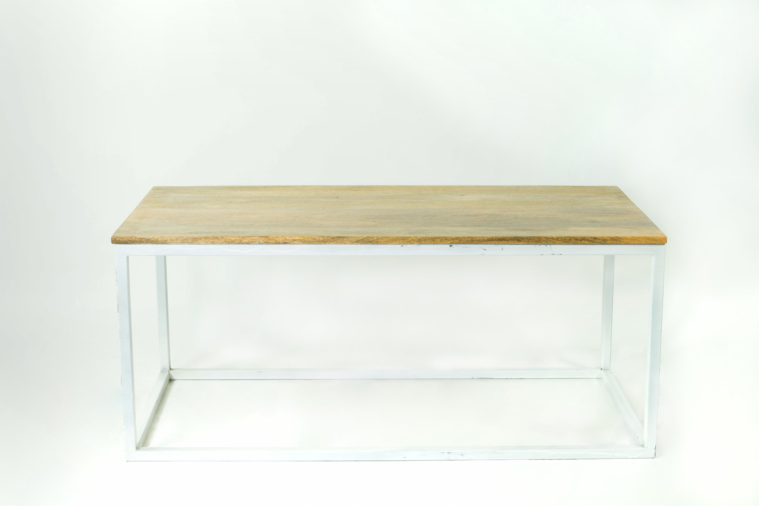 Mango Wood Coffee Table Monarch Mallard