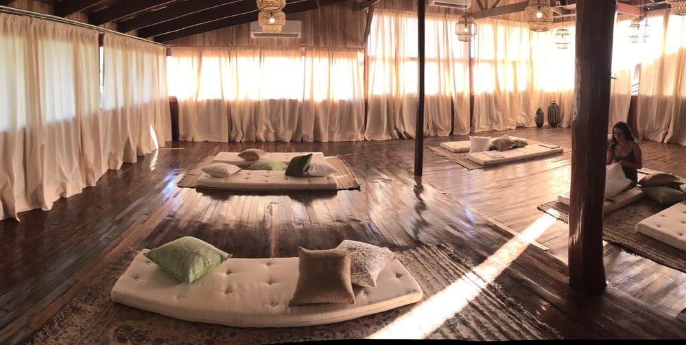 Yoga Room (A/C Enclosed)