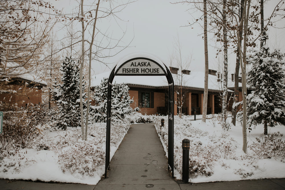Alaska Fisher House