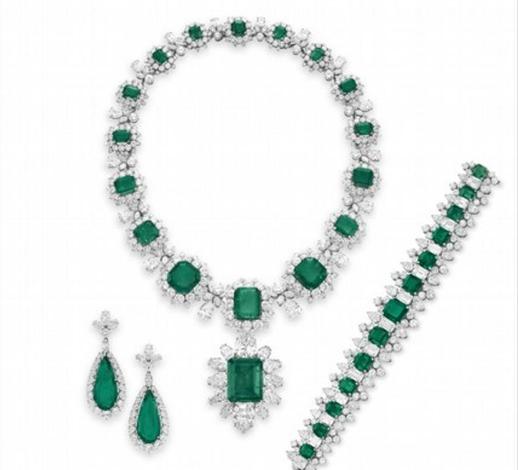 Elizabeth Taylor's Famous Emeralds