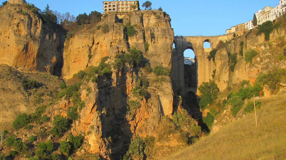 The Puente Nuevo Bridge, Ronda