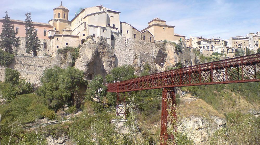 The Iron Bridge to Cuenca