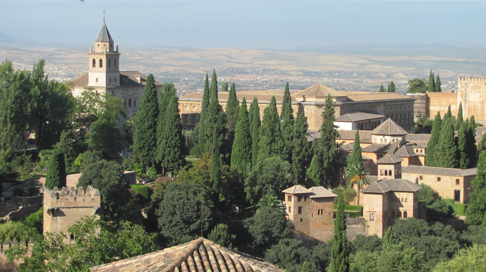 The palaces of the Alhambra