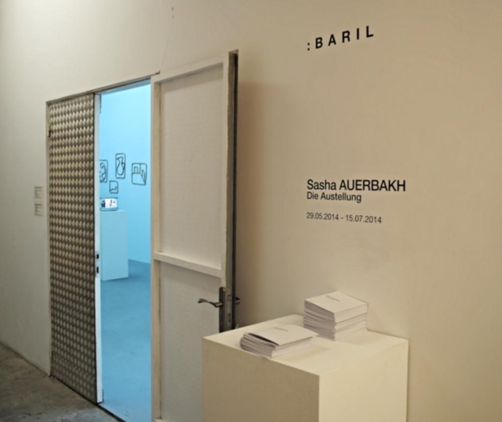 : B A R I L , Fabrica de Pensule,Cluj, 2014