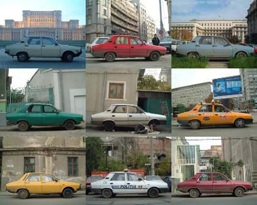 """Dacia - 30 Years of Social History"", 2003"